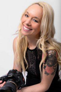Karyne Plouffe photographe mindset entrepreneur magazine