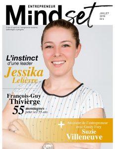 Jessika-Lelièvre Mindset Entrepreneur