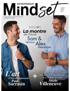 Mindset Magazine edition aout 2019