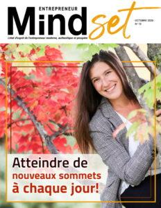 Mindset entrepreneur magazine Cynthia Cowan