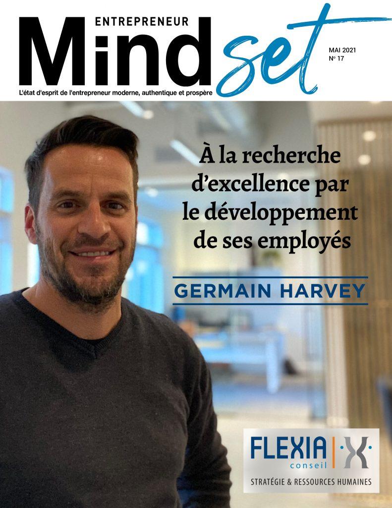 Mag Mindset Germain Harvey